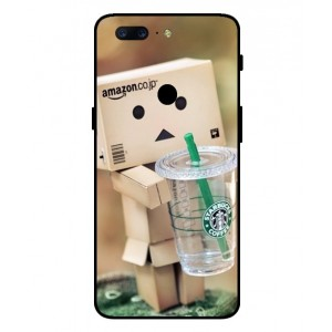 Coque De Protection Amazon Starbucks Pour OnePlus 5T