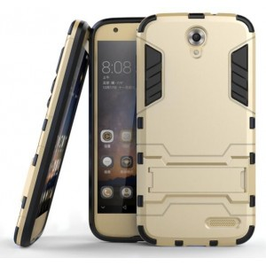 Protection Antichoc Type Otterbox Or Pour ZTE Grand X 3