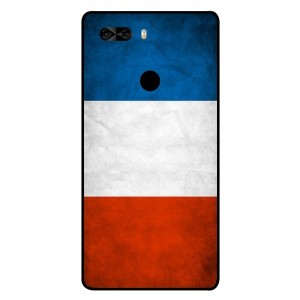 Coque De Protection Drapeau De La France Pour Archos Diamond Omega