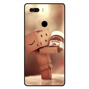 Coque De Protection Amazon Nutella Pour Archos Diamond Omega