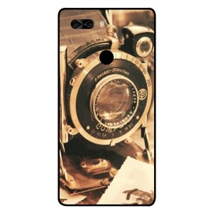 Coque De Protection Appareil Photo Vintage Pour Archos Diamond Omega