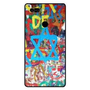 Coque De Protection Graffiti Tel-Aviv Pour Archos Diamond Omega