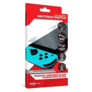 Protection D'écran En Verre Trempé Gorilla Glass Pour Nintendo Switch