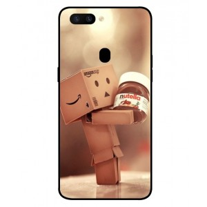 Coque De Protection Amazon Nutella Pour Oppo R11s Plus