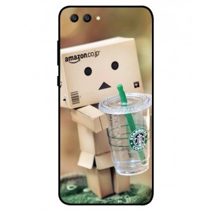 Coque De Protection Amazon Starbucks Pour Huawei Honor View 10
