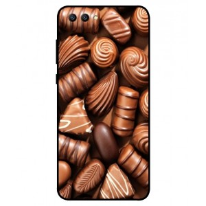 Coque De Protection Chocolat Pour Huawei Honor View 10