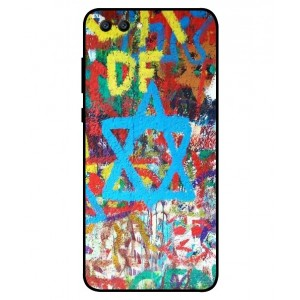 Coque De Protection Graffiti Tel-Aviv Pour Huawei Honor View 10