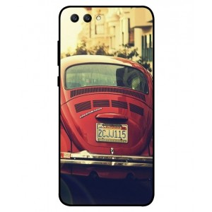 Coque De Protection Voiture Beetle Vintage Huawei Honor View 10