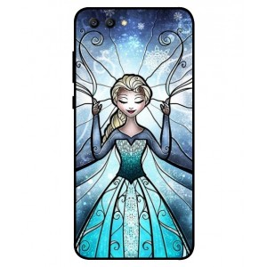 Coque De Protection Elsa Pour Huawei Honor View 10