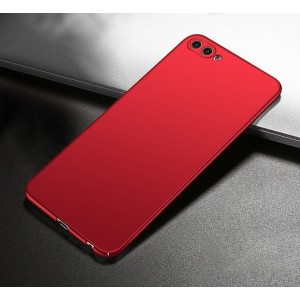 Coque De Protection Rigide Rouge Pour Huawei Honor View 10
