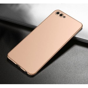 Coque De Protection Rigide Or Pour Huawei Honor View 10