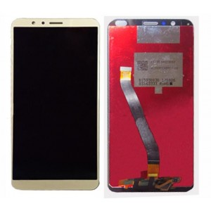 Ecran LCD Complet Vitre Tactile Pour Huawei Honor 7X - Or