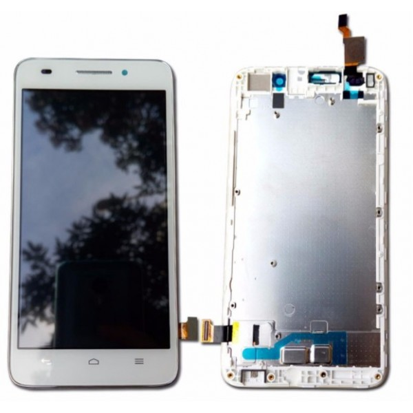 Ecran complet chassis huawei ascend g620s r paration for Photo ecran huawei