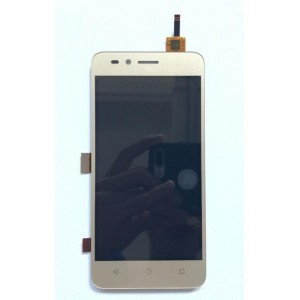Ecran LCD Complet Vitre Tactile Pour Huawei Y3II - Or