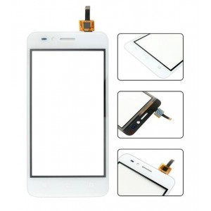 Vitre Tactile Pour Huawei Y3II - Blanc