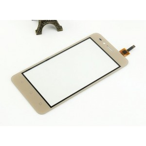 Vitre Tactile Pour Huawei Y3II - Or