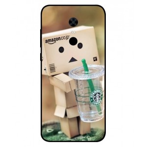Coque De Protection Amazon Starbucks Pour Xiaomi Redmi 5 Plus