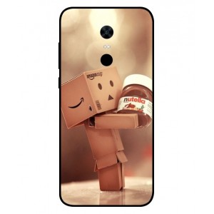 Coque De Protection Amazon Nutella Pour Xiaomi Redmi 5 Plus