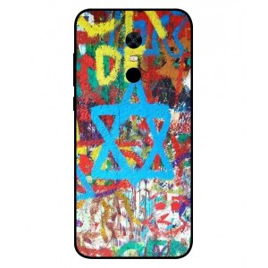 Coque De Protection Graffiti Tel-Aviv Pour Xiaomi Redmi 5 Plus
