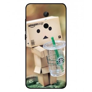 Coque De Protection Amazon Starbucks Pour Xiaomi Redmi 5