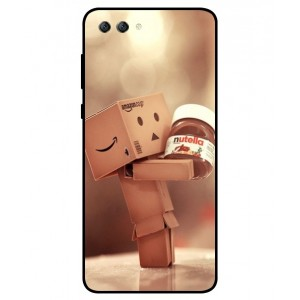 Coque De Protection Amazon Nutella Pour Huawei Nova 2s