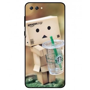 Coque De Protection Amazon Starbucks Pour Huawei Nova 2s