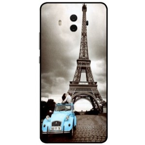 Coque De Protection Paris Vintage Pour Huawei Mate 10