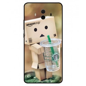 Coque De Protection Amazon Starbucks Pour Huawei Mate 10