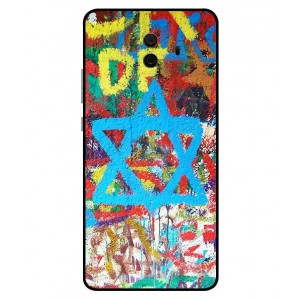 Coque De Protection Graffiti Tel-Aviv Pour Huawei Mate 10