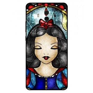 Coque De Protection Blanche Neige Pour Huawei Mate 10