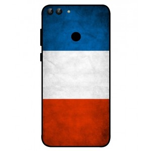 Coque De Protection Drapeau De La France Pour Huawei P Smart
