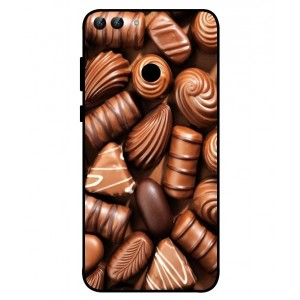 Coque De Protection Chocolat Pour Huawei P Smart