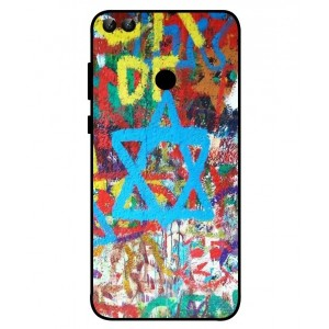 Coque De Protection Graffiti Tel-Aviv Pour Huawei P Smart