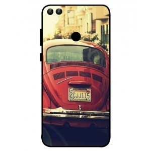 Coque De Protection Voiture Beetle Vintage Huawei P Smart