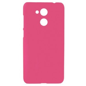 Coque De Protection Rigide Rose Pour Huawei Honor V9 Play