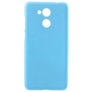 Coque De Protection Rigide Bleu Pour Huawei Honor V9 Play