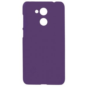 Coque De Protection Rigide Violet Pour Huawei Honor V9 Play