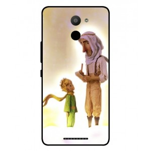 Coque De Protection Petit Prince BQ Aquaris U Plus