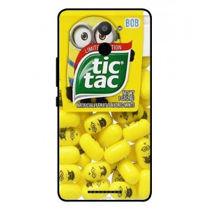 Coque De Protection Tic Tac Bob BQ Aquaris U Plus