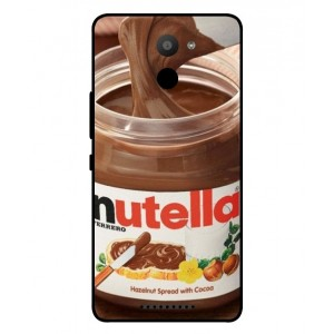 Coque De Protection Nutella Pour BQ Aquaris U Plus