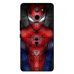 Coque De Protection Spider Pour BQ Aquaris U Plus