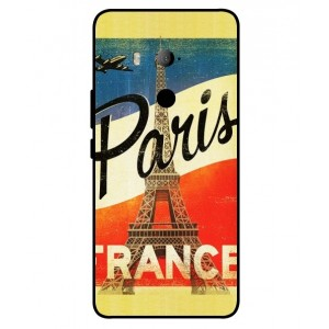 Coque De Protection Paris Vintage Pour HTC U11 Eyes