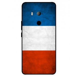 Coque De Protection Drapeau De La France Pour HTC U11 Eyes