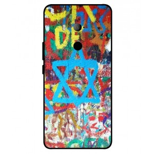 Coque De Protection Graffiti Tel-Aviv Pour HTC U11 Eyes