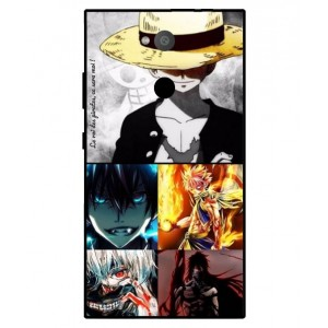 Coque De Protection One Piece Luffy Pour Sony Xperia L2