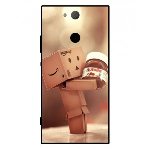 Coque De Protection Amazon Nutella Pour Sony Xperia XA2