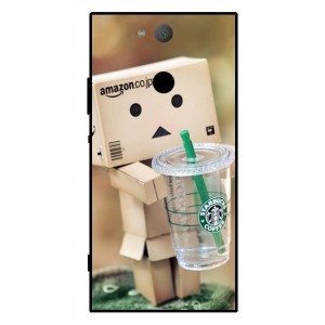Coque De Protection Amazon Starbucks Pour Sony Xperia XA2