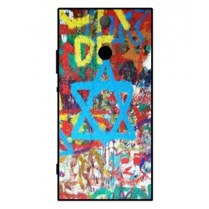 Coque De Protection Graffiti Tel-Aviv Pour Sony Xperia XA2