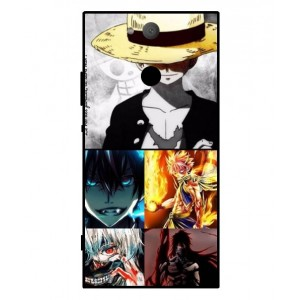 Coque De Protection One Piece Luffy Pour Sony Xperia XA2