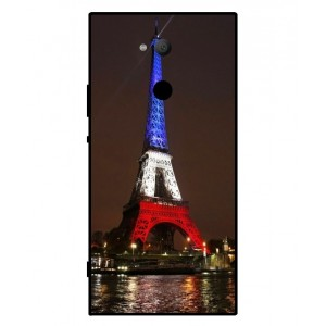 Coque De Protection Tour Eiffel Couleurs France Pour Sony Xperia XA2 Ultra